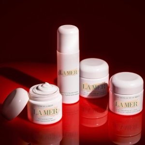 Dealmoon Exclusive! $75 OffYour First purchase of $350 moisturizers @ La Mer