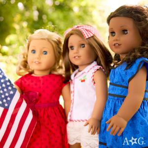 BOGO 50% OffBeForever Accessories @ American Girl