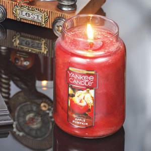 Apple Pumpkin Large Classic Jar Candles - Yankee Candle