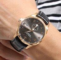 $549 (Orig $1,395)Hamilton Men's Jazzmaster Maestro Small Second Watch H42575783