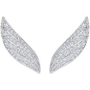 Fortunately Earlobe Pierced Earrings - Jewelry - Swarovski Online Shop
