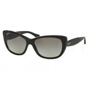 Ralph Lauren RA5190 Women's Sunglasses (Grey Gradient Lenses/Black Frame) | Focus Camera