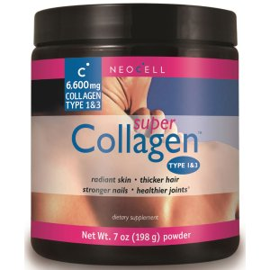 NeoCell Super Collagen™ Type 1 and 3 Powder -- 6600 mg - 7 oz - Vitacost