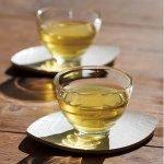 Hario Yunomi Heatproof Tea Cup (170ml, 2 Count, Clear)