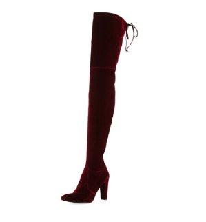 低至5折  Highland 过膝靴只要$399Bergdorf Goodman 精选 Stuart Weitzman 女士美鞋热卖