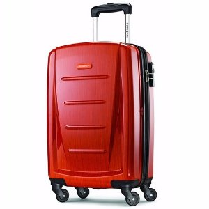 $63.99 + Free shipping Samsonite Luggage Winfield 2 Fashion HS Spinner 20