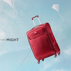 Extra 40% Off + Free ShippingSoftside Luggage @ Samsonite