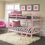 Storkcraft Solid Hardwood Twin Bunk Bed more colors