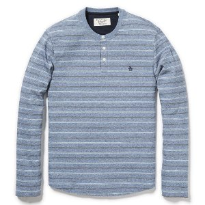 MARLED STRIPED HENLEY