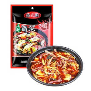 LUZHIYUAN Sichuan Instant Hot Pot Spicy 350g