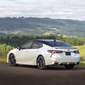 运动得根本不像是丰田全新2018 Toyota Camry正式发售 7月到店