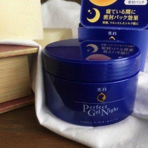 $8.7 / RMB57.9 直邮美国好评如潮 资生堂 专科 蚕丝蛋白 高保湿凝胶 夜用面霜 100g 史低价