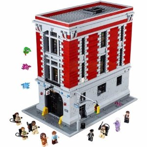 LEGO Ghostbusters Firehouse Headquarters 75827 - Walmart.com