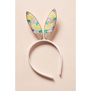 Bunny Ears Headband | Anthropologie