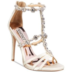 Badgley Mischka Thelma Strappy Evening Sandals - Sandals - Shoes - Macy's