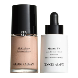 Giorgio Armani Glow Set ($126 Value)