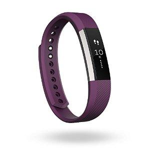 Fitbit Alta 运动手环 小号 紫色