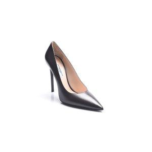 Prada Prada Women's Vitello Pointed Toe Pumps Brown (411740901) | Bluefly.Com