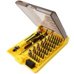 JACKYLED 45 in 1 Precision Screwdriver Tool Kit JK127-45IN1