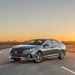 全新2018款 Hyundai Sonata上市,今夏铺货