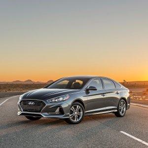 配置丰富 颜值更上一层楼全新2018款 Hyundai Sonata上市,今夏铺货