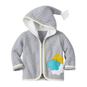 Baby Cozy Ever After Quiltie Jacket | Baby Sale Sweater & Jacket