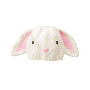 Baby Snow Bunny Bunny Beanie by Gymboree