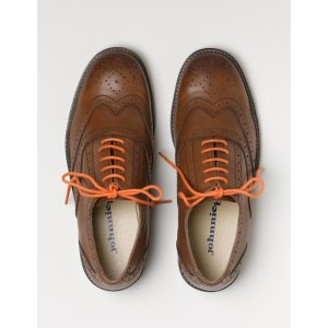 Leather Brogues 68006 Shoes at Boden