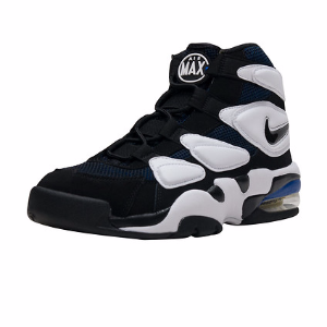 NIKE Air Max 2 Uptempo '94 - Black | Jimmy Jazz - 922934-101
