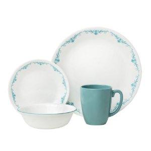 Corelle® Livingware™ Garden Lace 16-pc Dinnerware Set