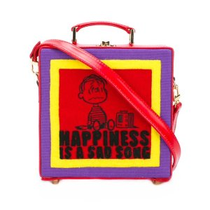 Olympia Le-Tan 'Happiness Is A Sad Song' Bag - Farfetch