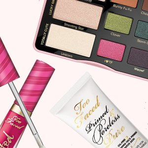 50% Off SaleCyber Monday Sale  @ Too Faced