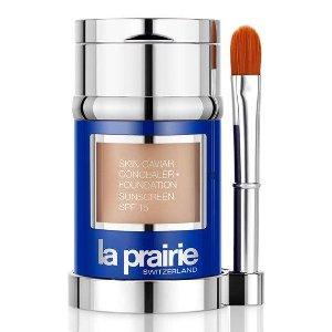 La Prairie Skin Caviar Concealer � Foundation Sunscreen SPF 15, 1.0 oz.