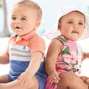 $6 and UpToday Only Baby Doorbuster @ Carter's