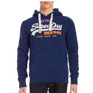 Superdry - Graphic Front Hooded Sweatshirt - saksoff5th.com