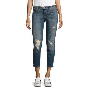 9326 Distressed Skinny Jean by J Brand at Gilt