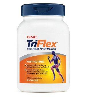 $19GNC TriFlex Fast-Acting 120 Caplets