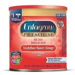Enfagrow PREMIUM Toddler Next Step Natural Milk Powder, 24 Ounce Can, Pack of 4