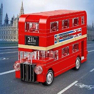 Free Mini London BusWith $75 Purchase @ LEGO®