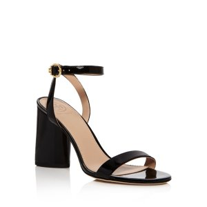 Tory Burch Elizabeth Ankle Strap High Heel Sandals | Bloomingdale's