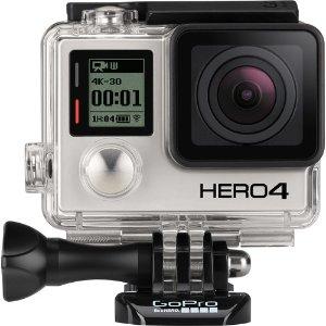 $299.99GoPro HERO4 Black Camera
