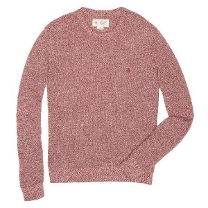 MARL COTTON SWEATER
