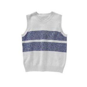Stripe Sweater Vest at Crazy 8