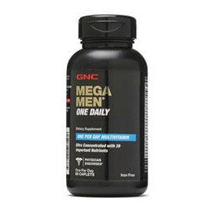 GNC 男士综合维生素,任何年龄适用