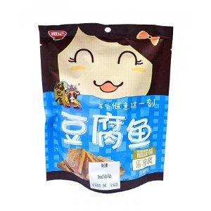 HuiJi HaoBaShi Dried Tofu Fish 160g