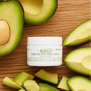 Creamy Eye Treatment with Avocado @ Kiehl's