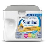 Similac Pro-Advance Non-GMO Infant Formula