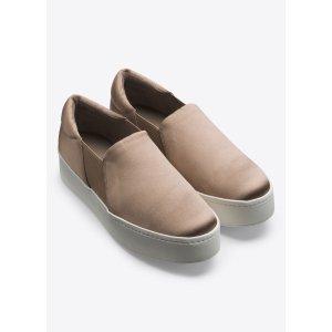 Warren Satin Sneaker for Women | Vince