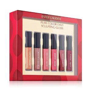 Estée Lauder 6-Pc. Pure Color Envy Sculpting Gloss Gift Set