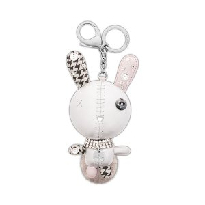 Mathilde Silver Bag Charm - Accessories - Swarovski Online Shop